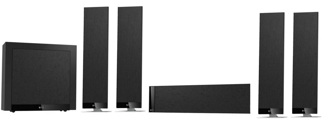 KEF T305 HOME CINEMA SYSTEM-0